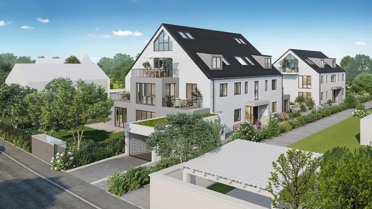 Architekturvisualisierung München