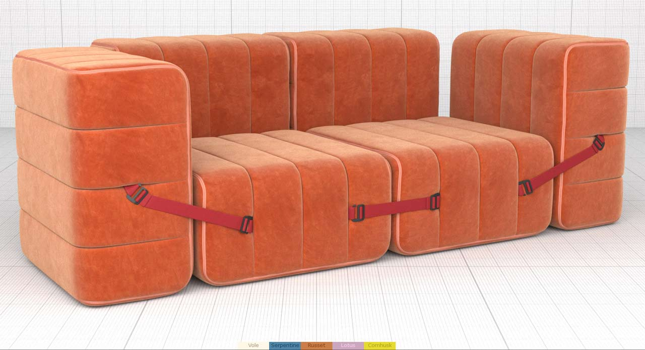 Interaktive Möbelpräsentation